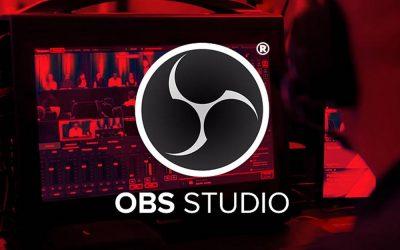 Como insertar un video con transparencia en OBS Studio